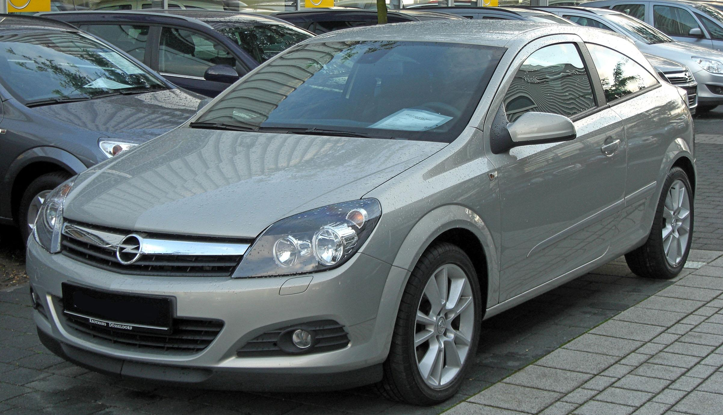 Opel Astra 1.9 2005 photo - 11