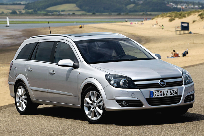 Opel Astra 1.9 2005 photo - 3