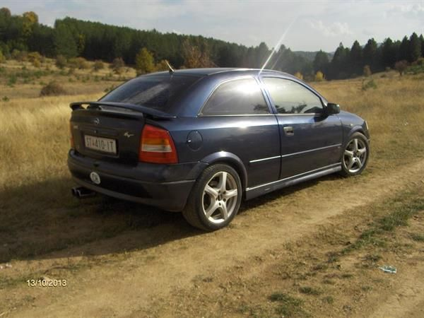 Opel Astra 2.0 1999 photo - 5