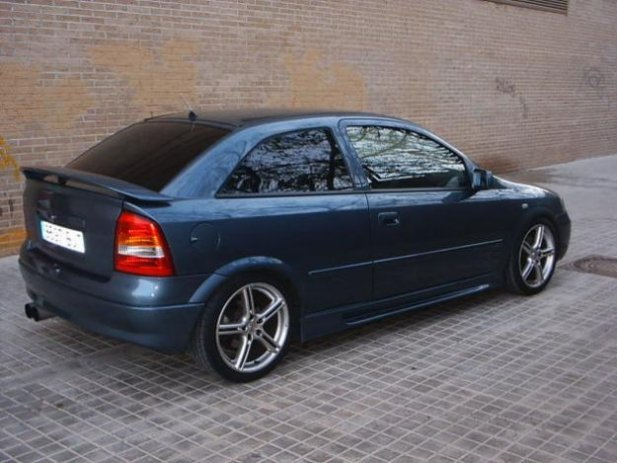 Opel Astra 2.0 2001 photo - 10
