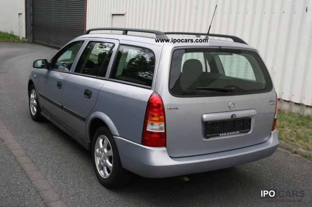 Opel Astra 2.0 2002 photo - 10