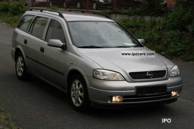 Opel Astra 2.0 2002 photo - 12