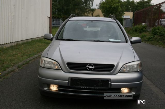 Opel Astra 2.0 2002 photo - 5