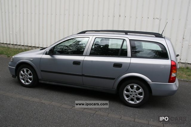 Opel Astra 2.0 2002 photo - 7