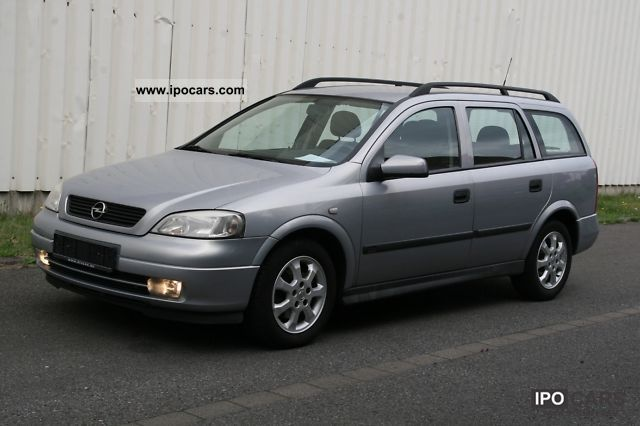 Opel Astra 2.0 2002 photo - 8