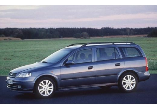 Opel Astra 2.2 2002 photo - 10