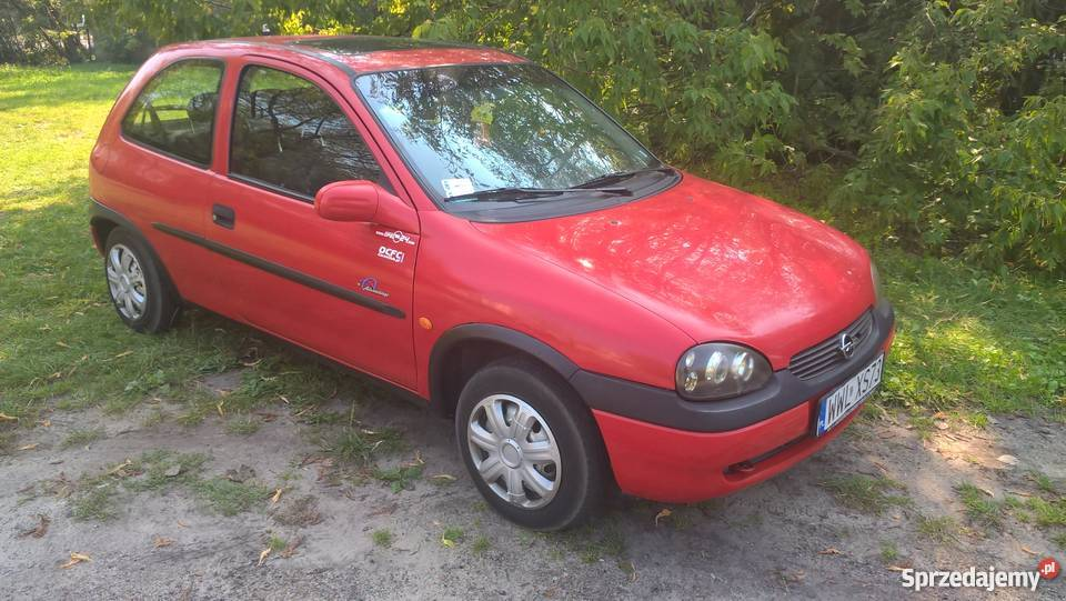 Opel Corsa 1.0 1997 photo - 2