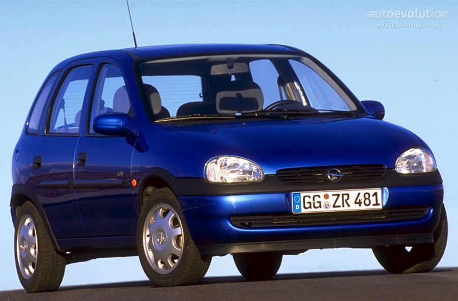 Opel Corsa 1.0 1997 photo - 9