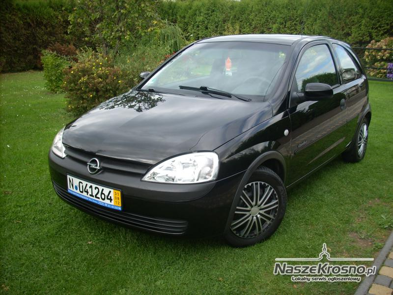 Opel Corsa 1.0 2002 photo - 4