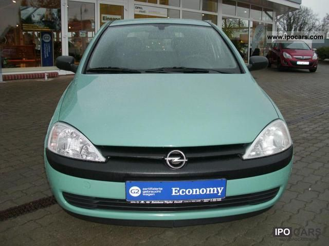 Opel Corsa 1.0 2002 photo - 6