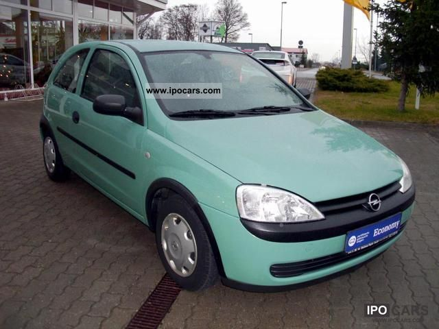 Opel Corsa 1.0 2002 photo - 8