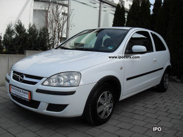 Opel Corsa 1.2 2004 photo - 10