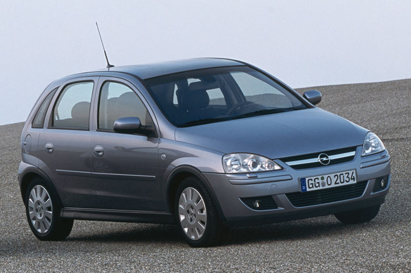 Opel Corsa 1.2 2004 photo - 11