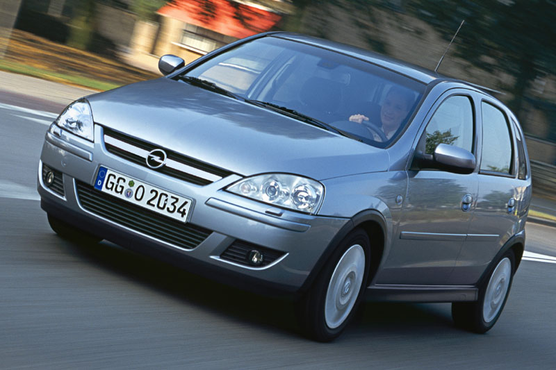 Opel Corsa 1.2 2004 photo - 5
