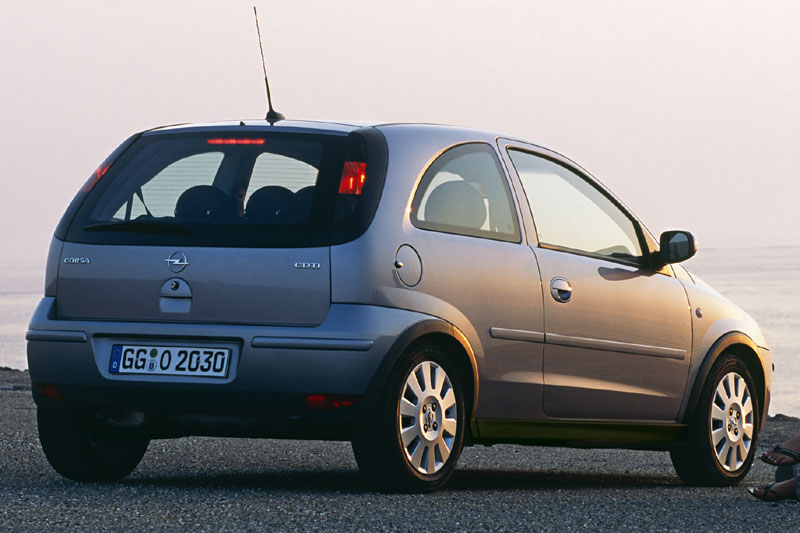 Opel Corsa 1.2 2004 photo - 7