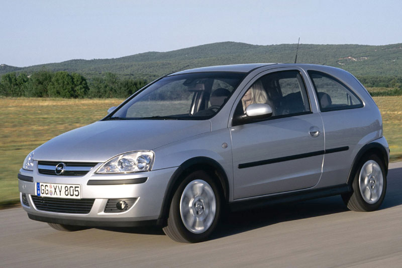 Opel Corsa 1.2 2004 photo - 9