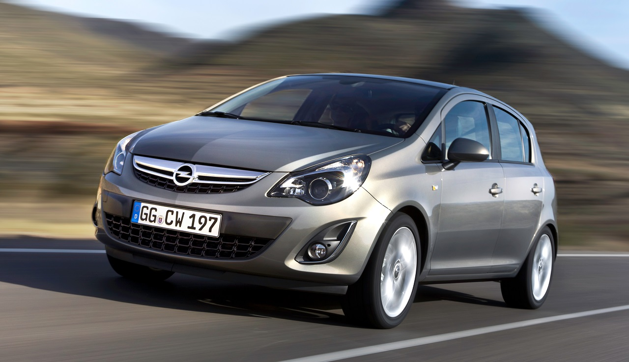 Opel Corsa 1.2 2013 photo - 3