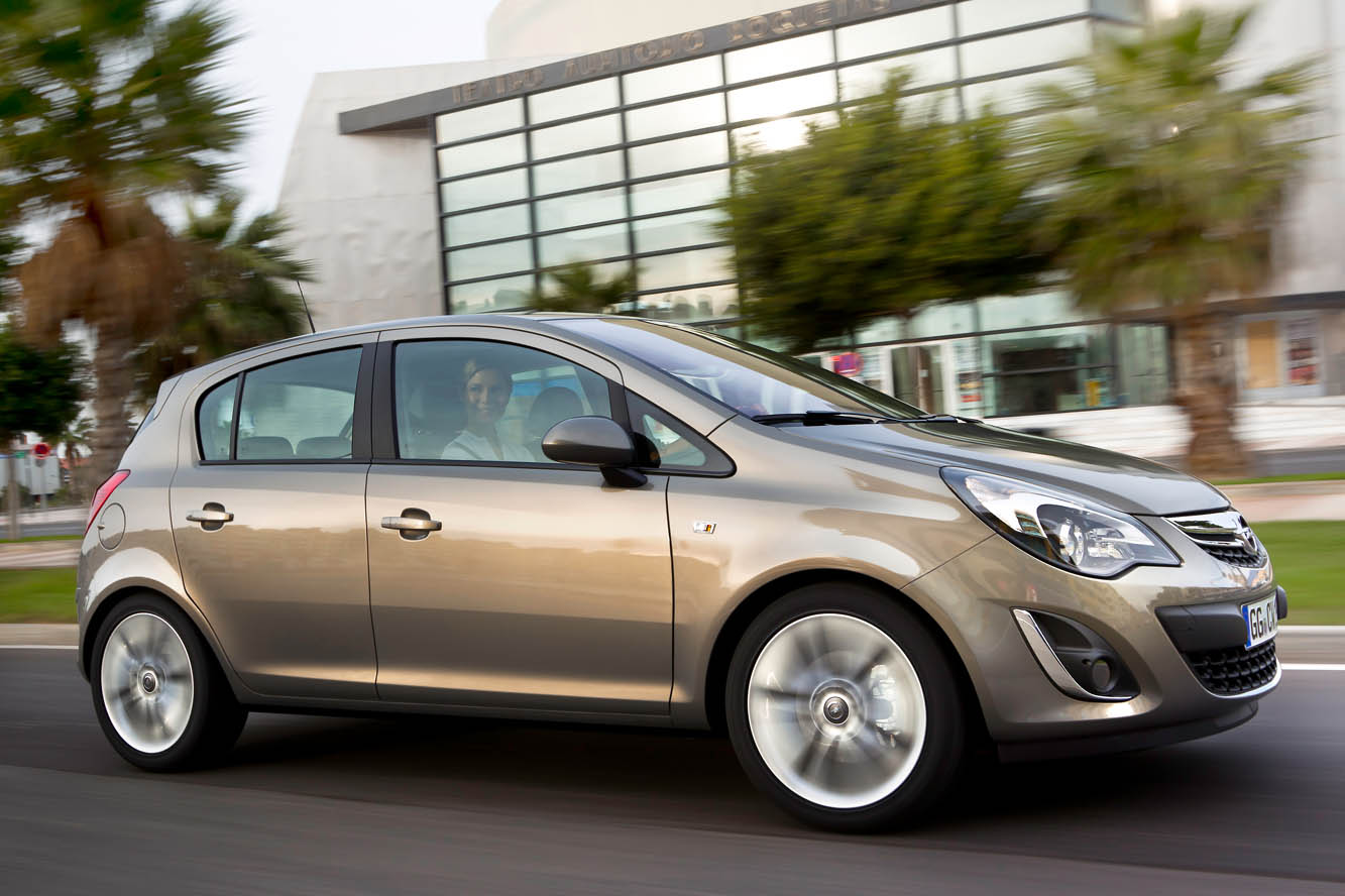 Opel Corsa 1.2 2013 photo - 4