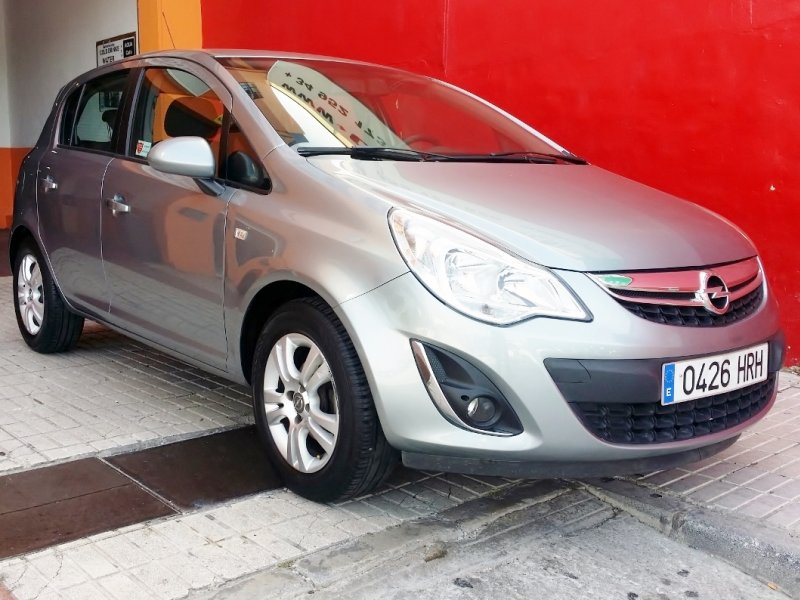 Opel Corsa 1.2 2013 photo - 7
