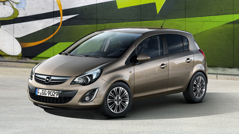 opel corsa 1 2 2014 technical specifications interior and exterior photo. Black Bedroom Furniture Sets. Home Design Ideas