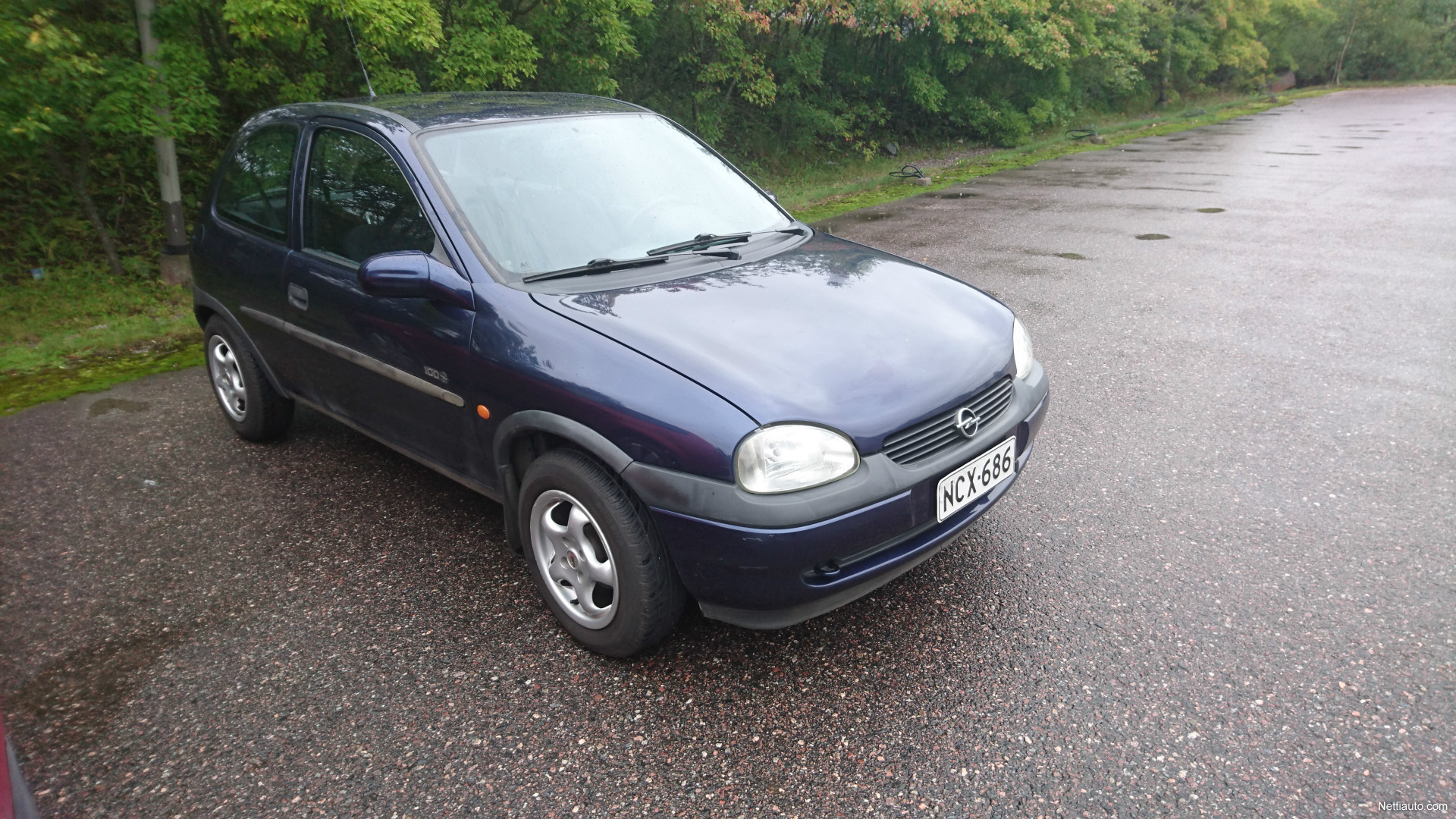 Opel Corsa 1.2i 1999 photo - 10