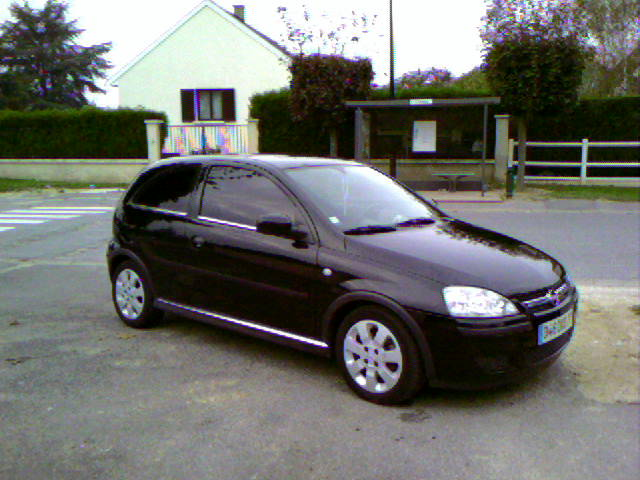 opel corsa 1 3 2004 technical specifications interior. Black Bedroom Furniture Sets. Home Design Ideas