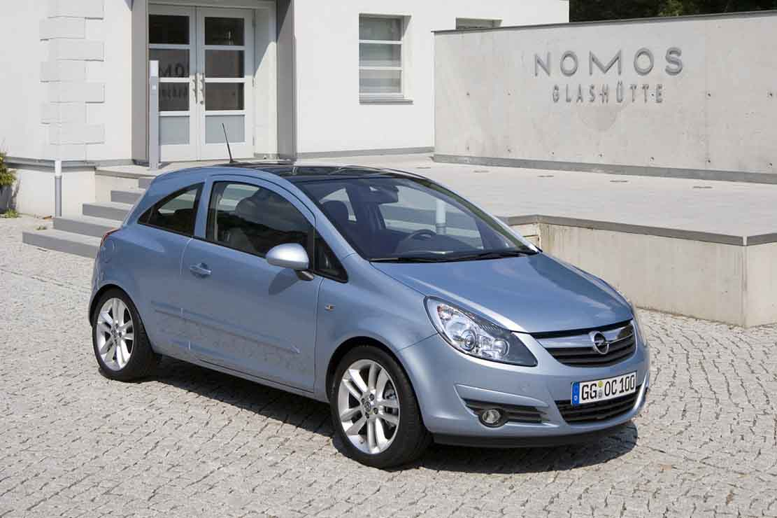 opel corsa 1 3 2007 technical specifications interior. Black Bedroom Furniture Sets. Home Design Ideas