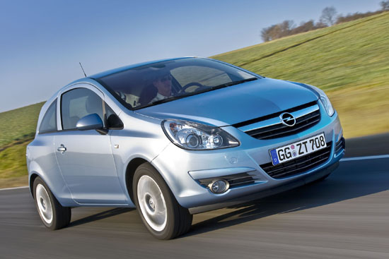 Opel Corsa 1.3 2010 photo - 10