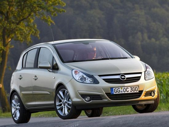 Opel Corsa 1.3 2010 photo - 12