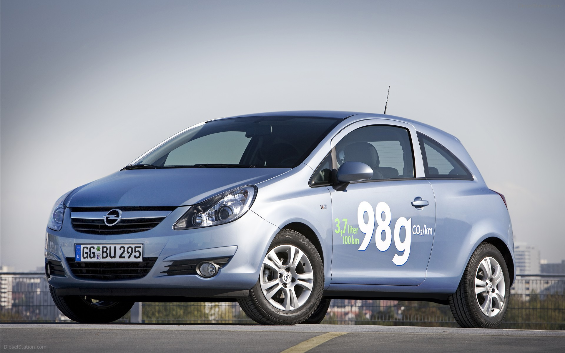 Opel Corsa 1.3 2010 photo - 5