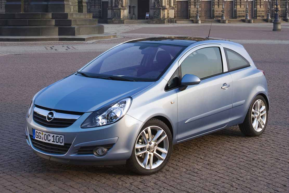 Opel Corsa 1.3 2010 photo - 8