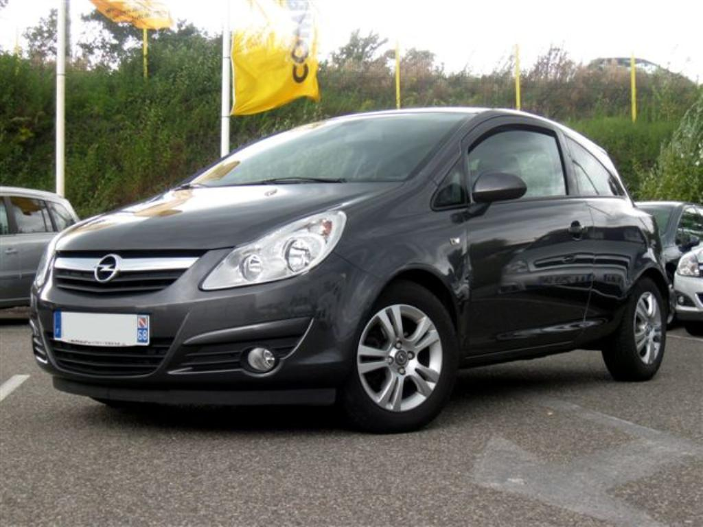 Opel Corsa 1.3 2010 photo - 9