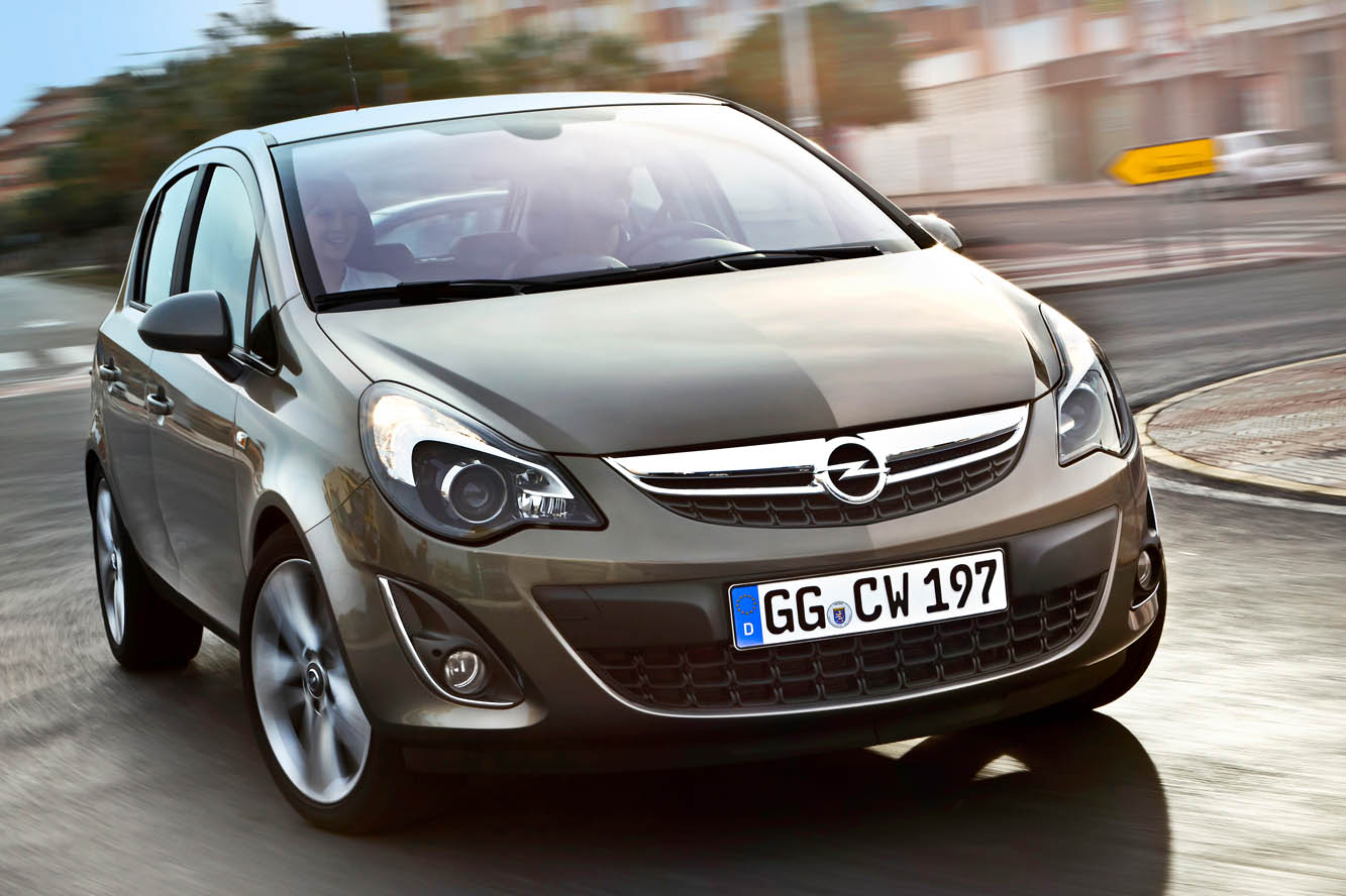 Opel Corsa 1.3 2014 photo - 1