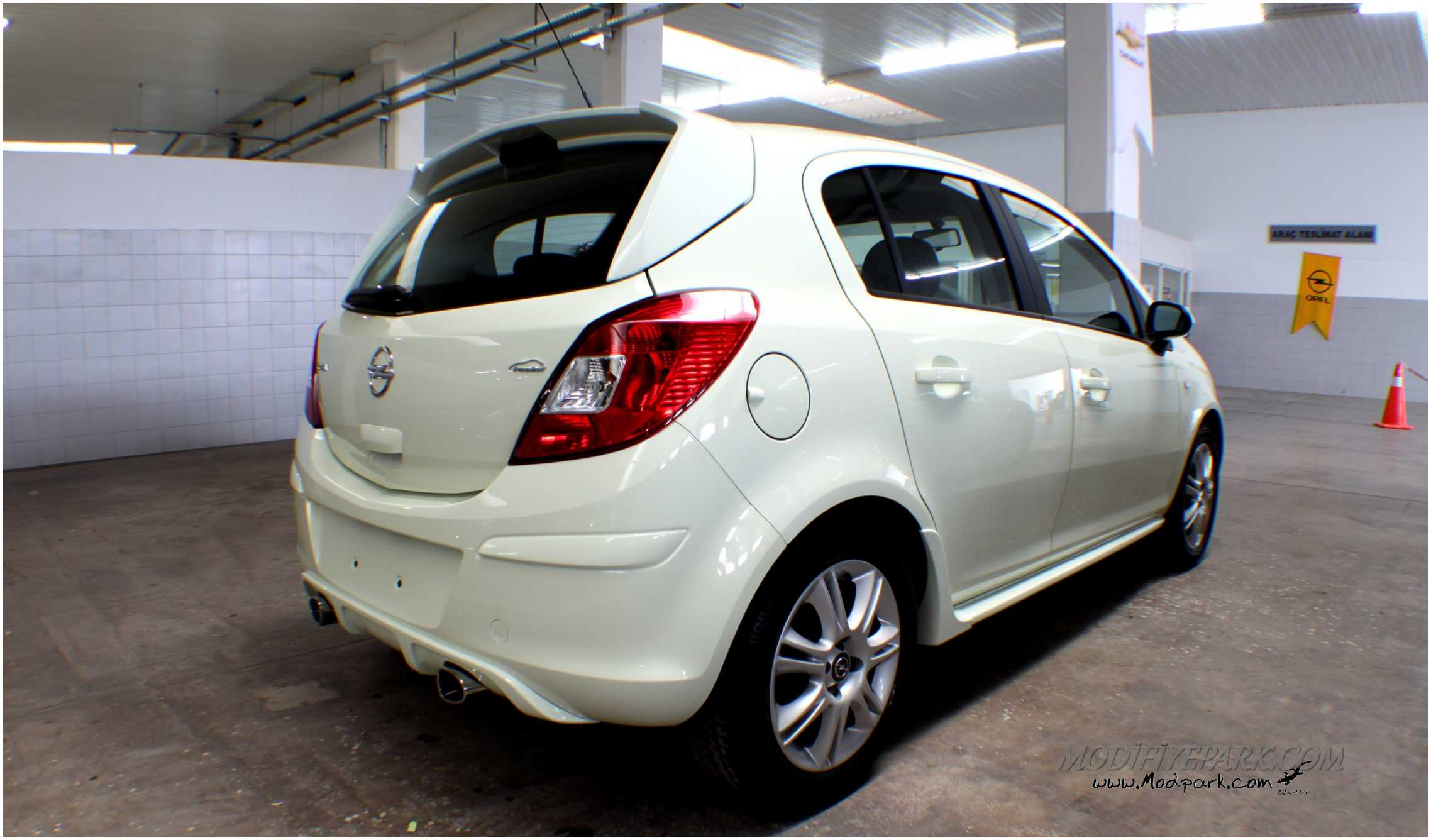 Opel Corsa 1.3 2014 photo - 12