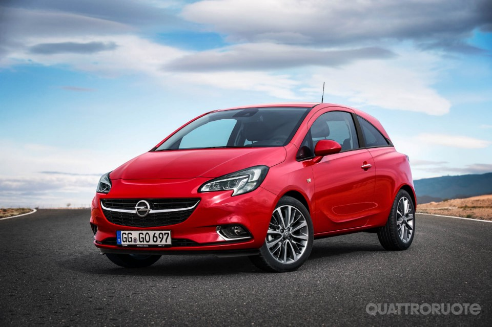 Opel Corsa 1.3 2014 photo - 5