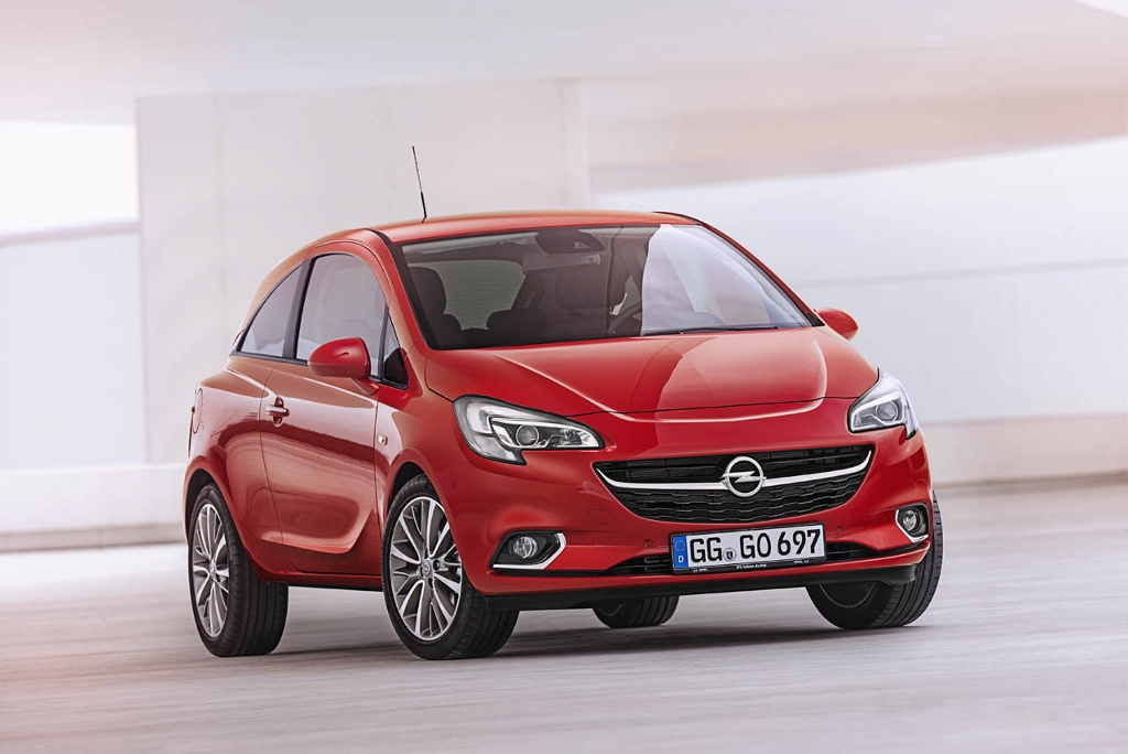 Opel Corsa 1.3 2014 photo - 7