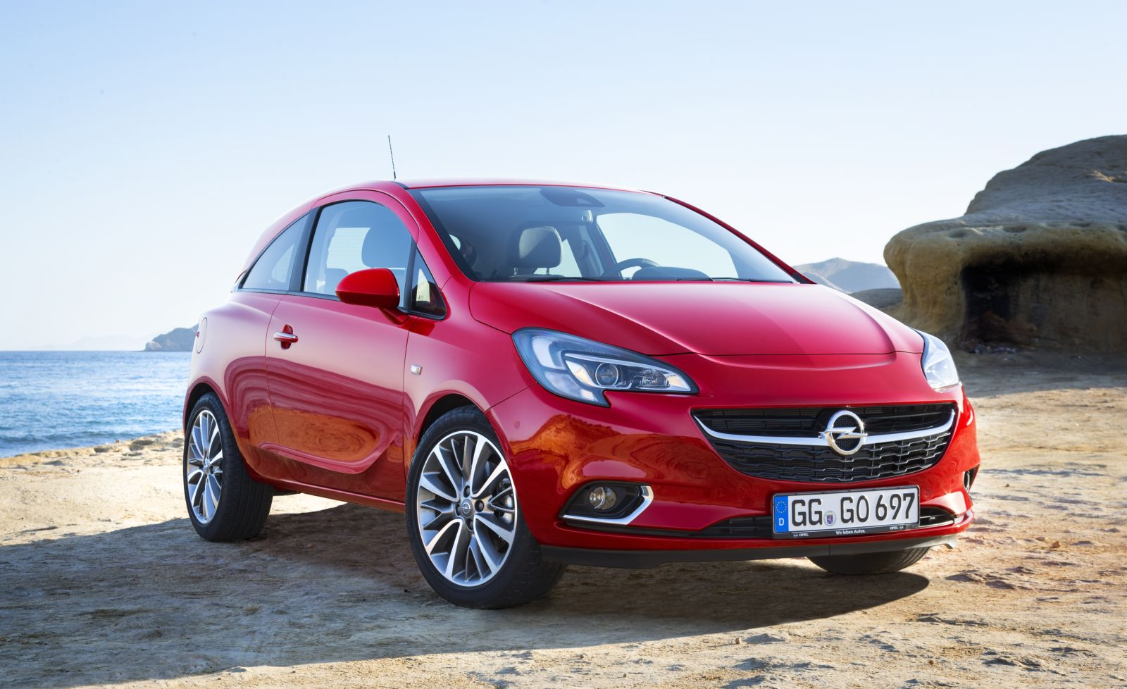 Opel Corsa 1.3 2014 photo - 8