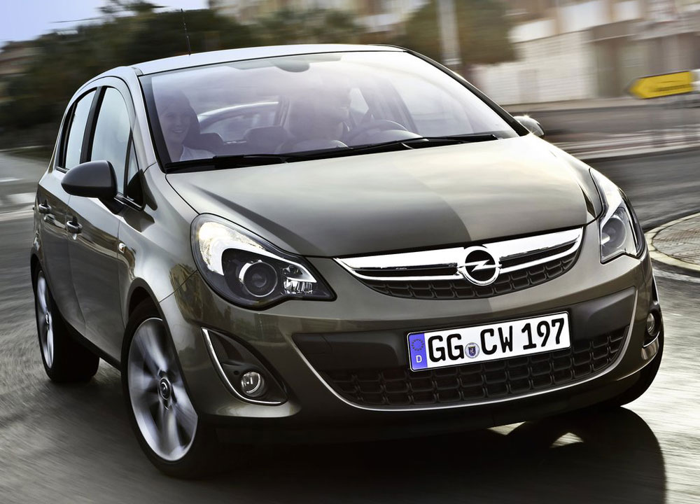 Opel Corsa 1.3 2014 photo - 9