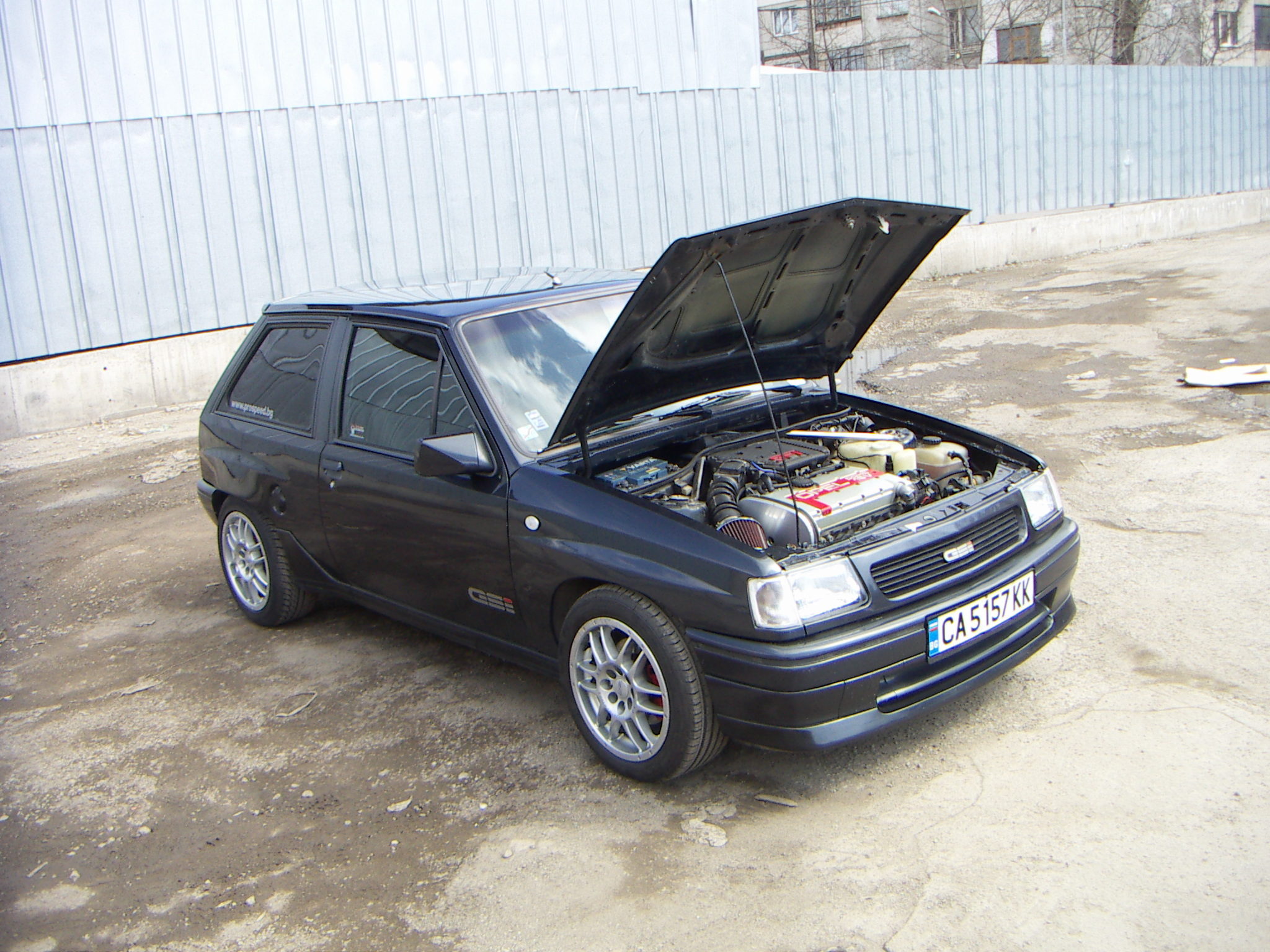 Opel Corsa 1.4 1991 photo - 1