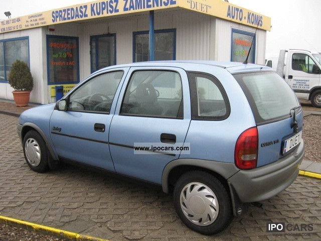 Opel Corsa 1.4 1995 photo - 7