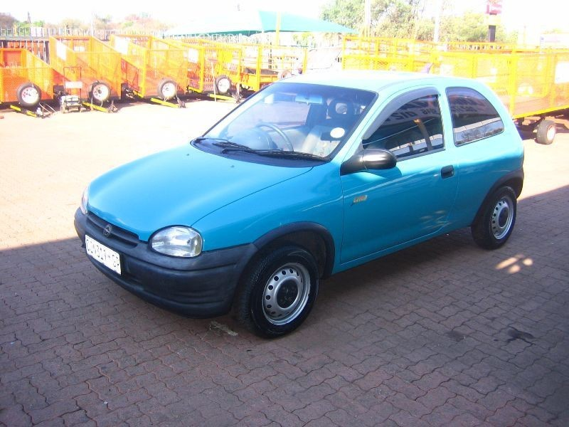 Opel Corsa 1.4 1996 photo - 5
