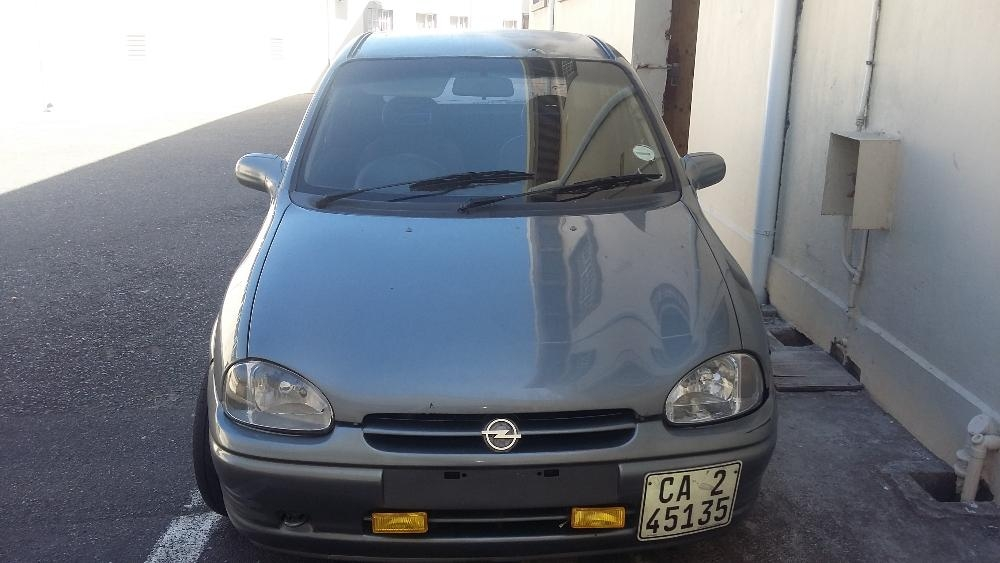 Opel Corsa 1.4 2000 photo - 11