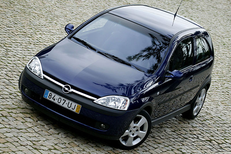 Opel Corsa 1.4 2000 photo - 9