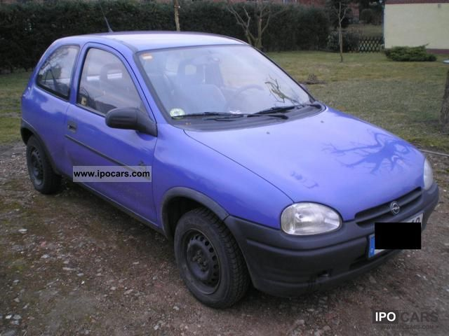 Opel Corsa 1.4Si 1994 - TECHNICAL SPECIFICATIONS
