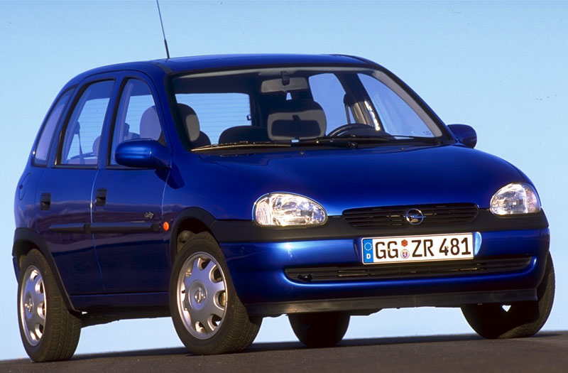 Opel Corsa 1.5 1999 photo - 1