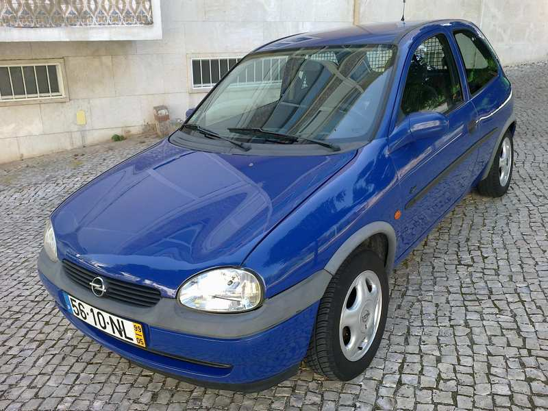 Opel Corsa 1.5 1999 photo - 12