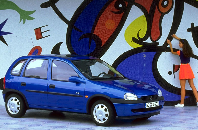 Opel Corsa 1.5 1999 photo - 3