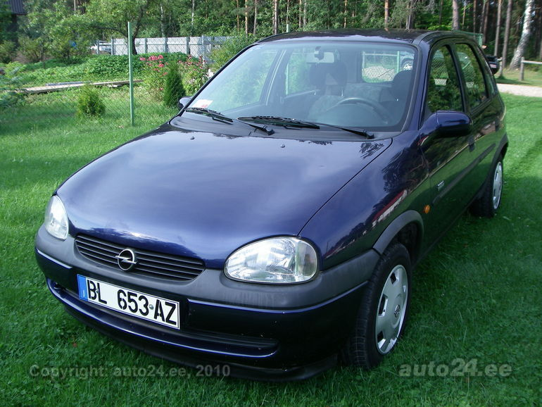 Opel Corsa 1.7 2000 photo - 4