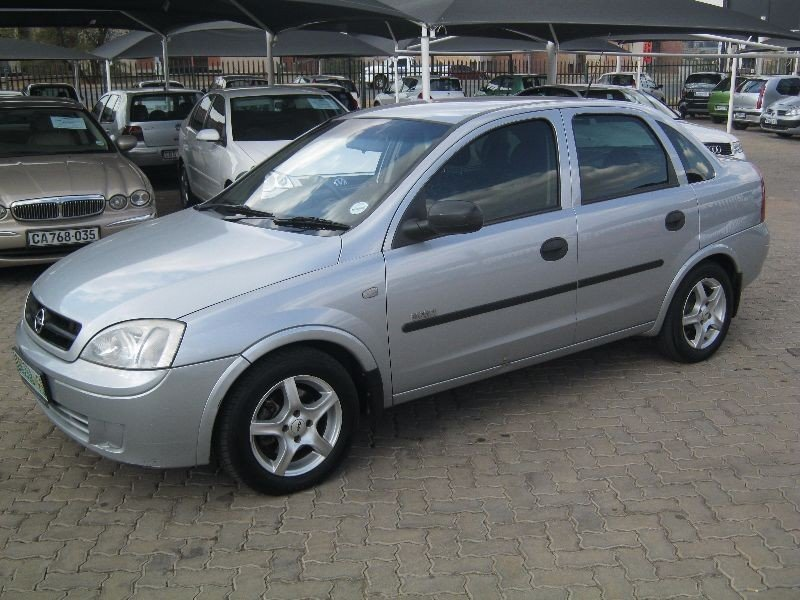Opel Corsa 1.7 2003 photo - 2