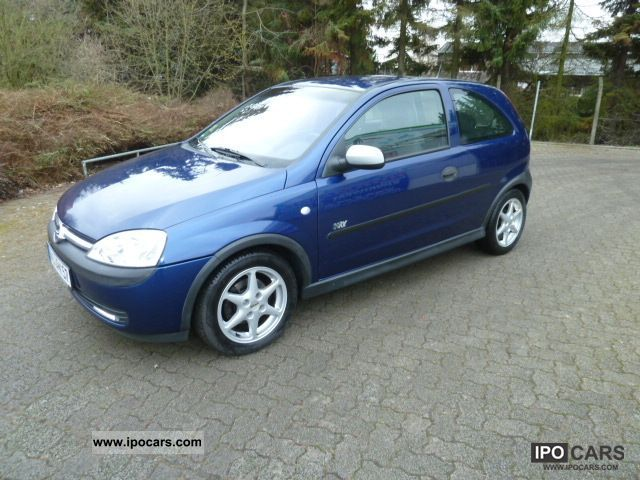 Opel Corsa 1.7 2003 photo - 6